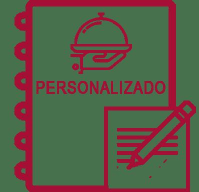 Imagem ilustrativa Cardápio Personalizado